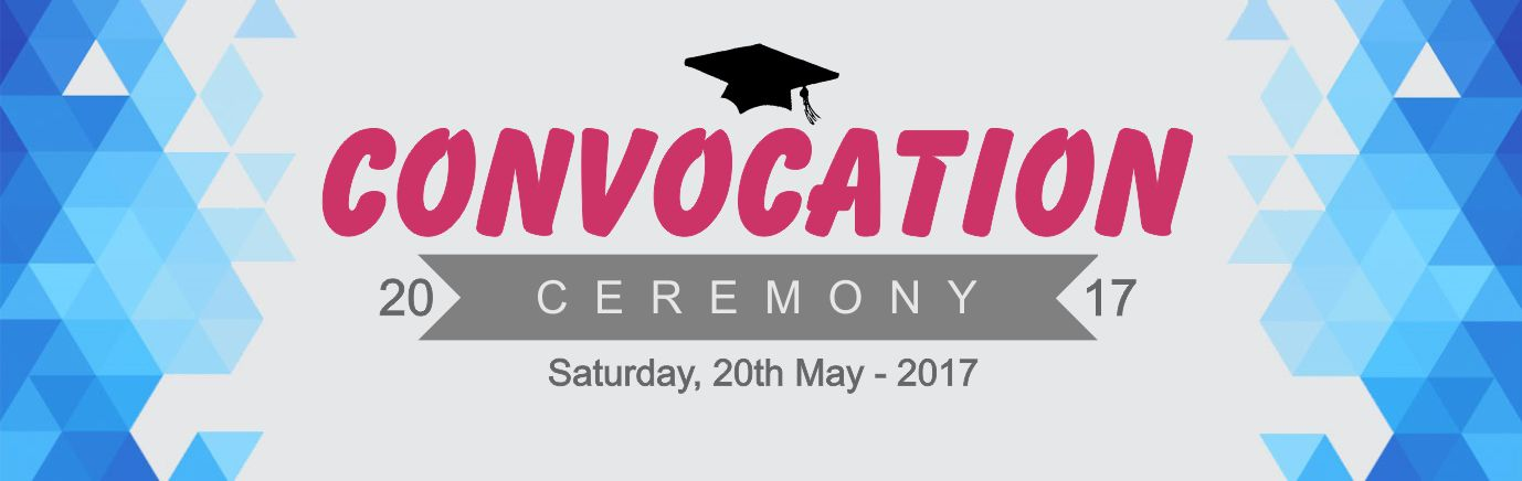 Convocation - 2017